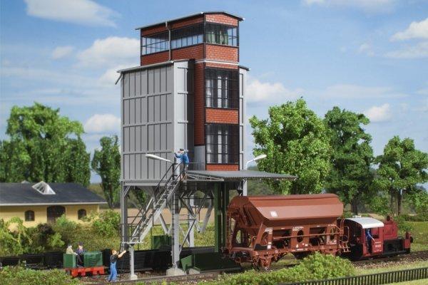 Auhagen 11446 Getreidespeicher in H0 Bausatz Fabrikneu