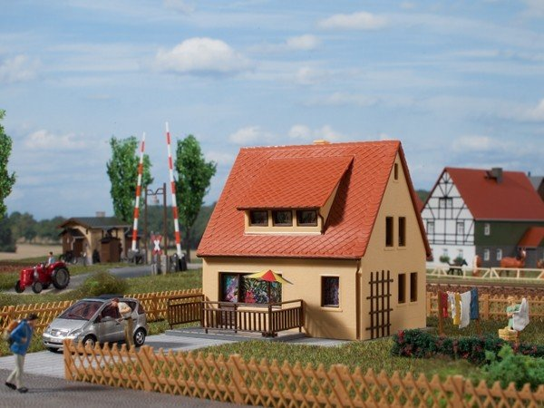 Auhagen 12237 Haus Elke in H0/TT Bausatz