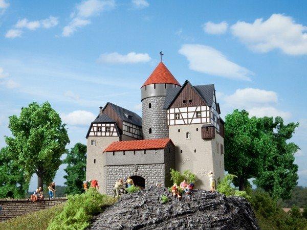 Auhagen 12263 Burg Lauterstein in H0/TT Bausatz