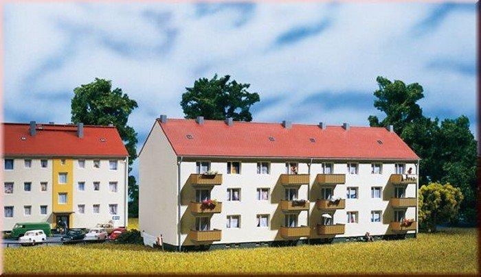 Auhagen 14472 Mehrfamilienhaus in N Bausatz