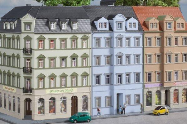 Auhagen 14479 Stadthaus Ringstraße 5 in N Bausatz