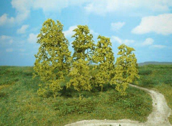 Heki 1640 Naturbäume, hellgrün 12 Stück Fabrikneu