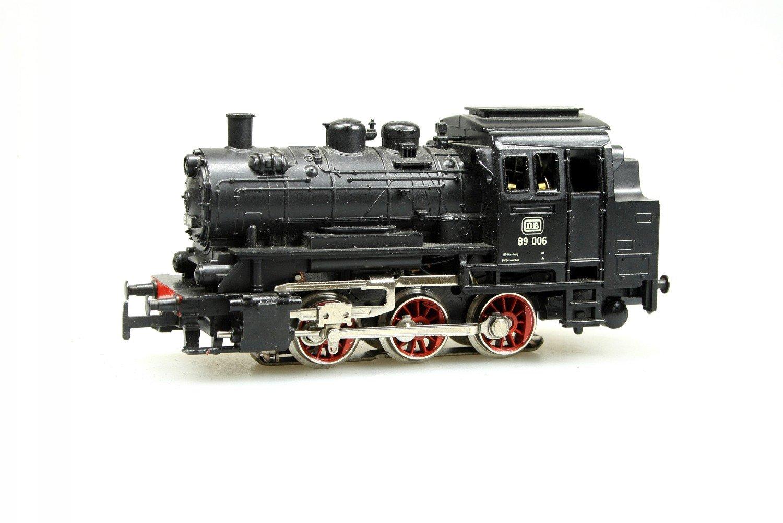 Märklin 3000 Dampflok Br. 89 006 der DB in Originalverpackung