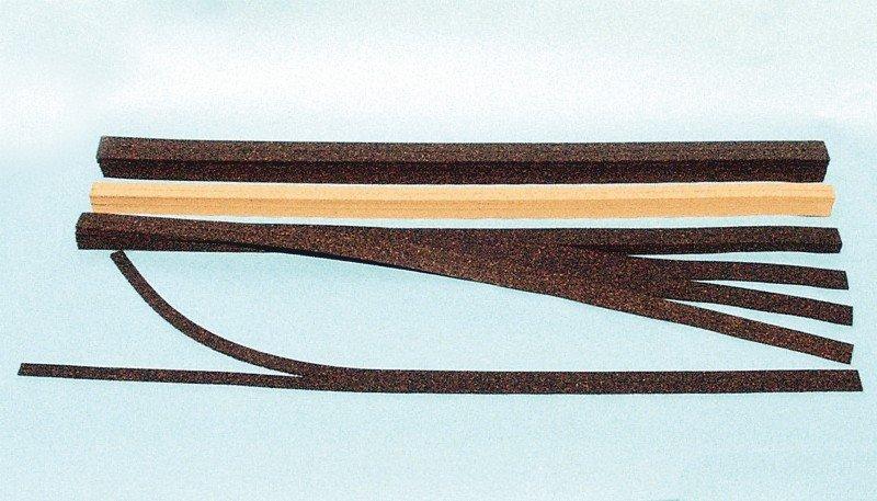 Heki 3195 Gleisbettungen Superflex H0, 10 m Neuware
