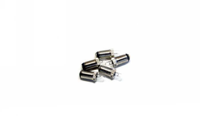 Brawa 3264 5x Miniaturschraubbirne 16V/30mA 3,0x0,35 Neuware