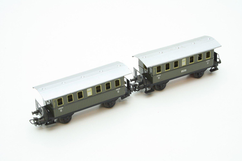 Märklin 4040 2x Personenwagen Ci 4051 Stg Wagenset