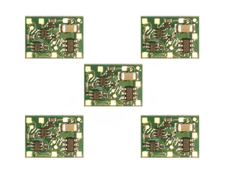 Tams 42-01160-05 Funktionsdecoder FD-R Basic 2 ohne Kabel 5-er Pack Neuware