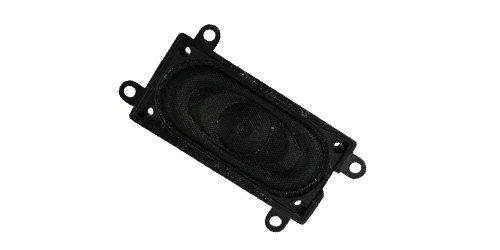 ESU 50325 Lautsprecher 16 x 25 mm rechteckig 8 Ohm mit Schallkapsel Fabrikneu