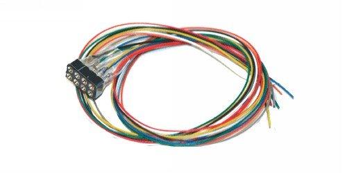 ESU 51950 Kabelsatz mit 8-poliger Buchse NEM 652 Fabrikneu