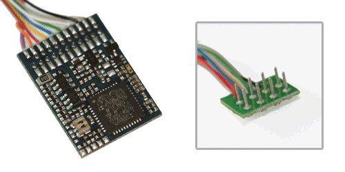 ESU 54610 LokPilot V4.0 Multiprotokolldecoder (MM/DCC/SX) 8-pol NEM652 Fabrikneu