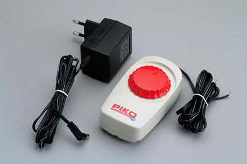 Piko 55003 Regler mit Adapter (220V) Fabrikneu