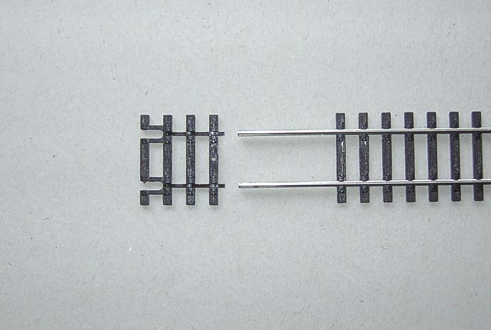 Piko 55282 Gleisschwellen 31 mm für Flexgleis in H0 Fabrikneu