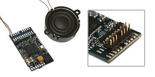 ESU 56498 Loksound V4.0 Universalgeräusch zum Selbstprogrammieren PluX16 Neuware