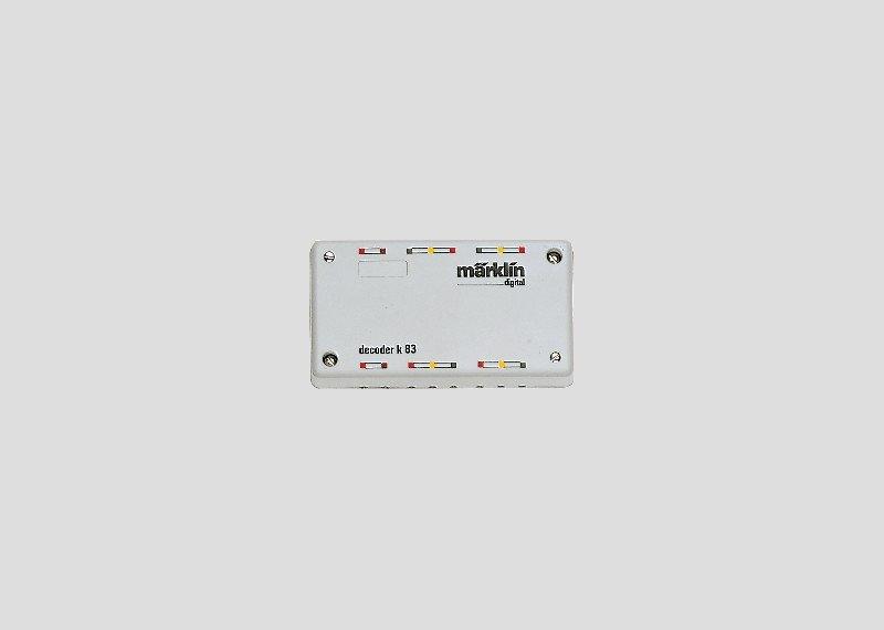 Märklin 60830 Decoder k 83 für Magnetartikel in Originalverpackung