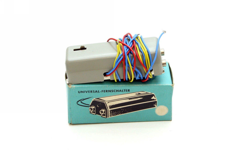 Märklin 7045 Universal Fernschalter in Originalverpackung Funktion geprüft