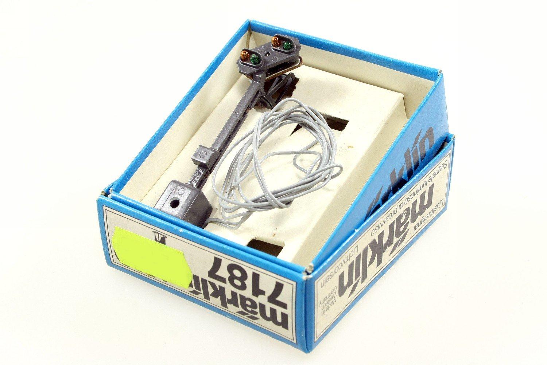 Märklin 7187 Lichtvorsignal H0 in Originalverpackung