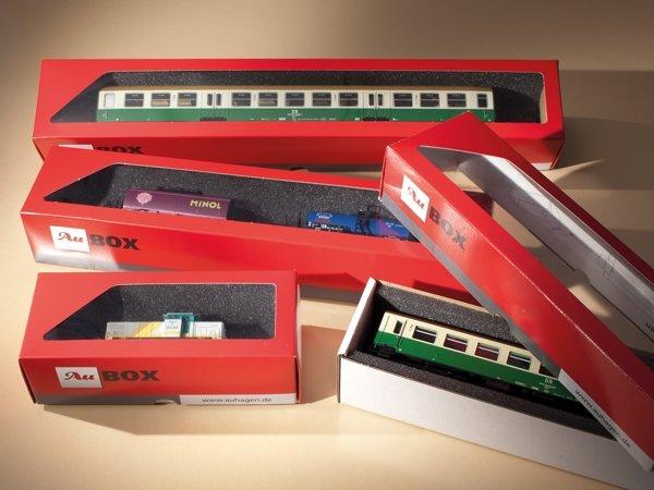 Auhagen 99303 Au-Box 300 x 60 x 50 mm Fabrikneu