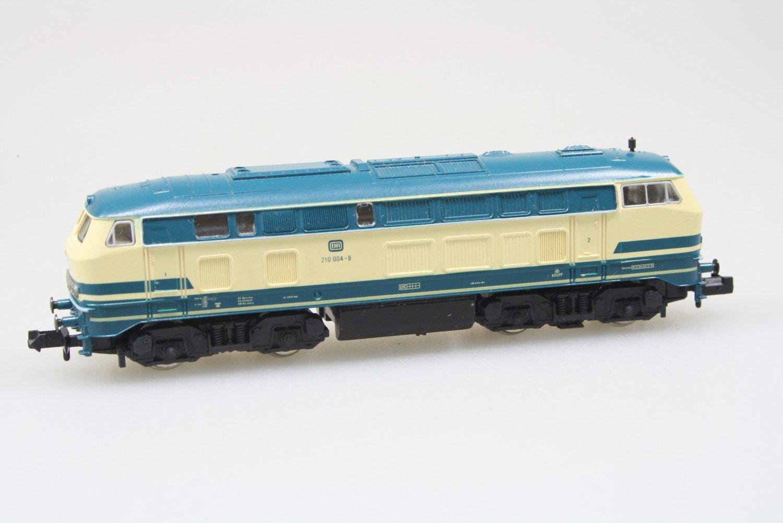 Fleischmann 7233 Diesellok Br. 210 der DB in N in Originalverpackung
