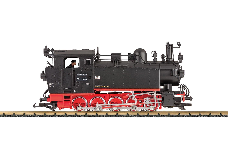 LGB 20480 DR Dampflok 99 653 Spur G Fabrikneu