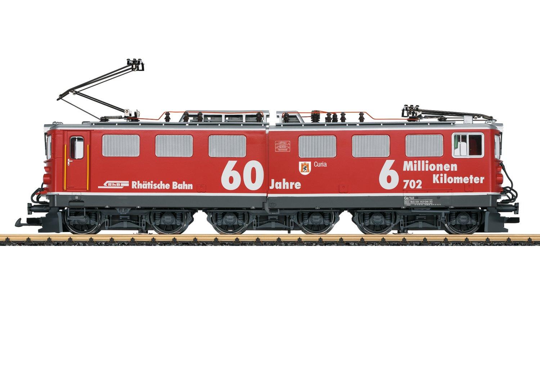 LGB 22061 RhB Class Ge 6/6 II Electric Locomotive G boxed