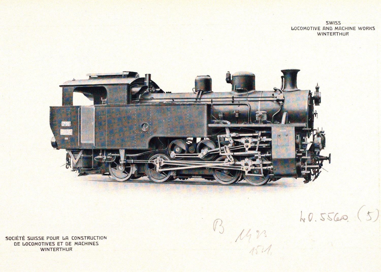 LGB 26271 Zahnraddampflok HG 4/4 Ep. II Spur G Fabrikneu