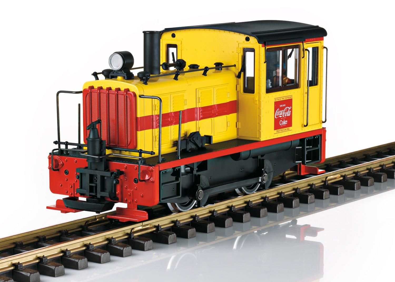 LGB 27631 Coca-Cola® Diesellokomotive Spur G Fabrikneu vom Fachhändler