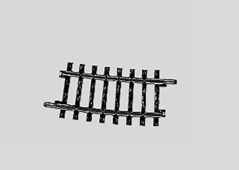 Märklin 2234 K-Gleis gebogen Länge 1/4 = 7° 30' H0 Fabrikneu