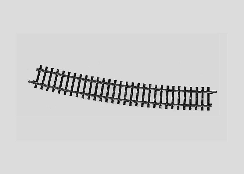 Märklin 2274 K-Gleis gebogen Länge 14° 26' H0 Fabrikneu