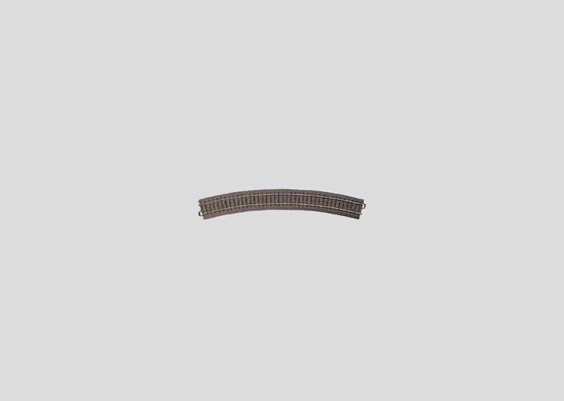 Märklin 24430 6x C-Gleis gebogen R4 = 579,4 mm / 30° H0 Fabrikneu