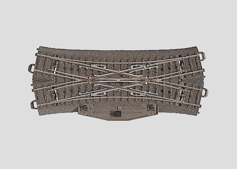 Märklin 24624 C-Gleis Doppelkreuzungsweiche H0 Fabrikneu