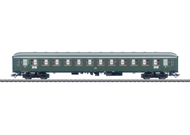 Märklin 43920 Schnellzugwagen 2.Klasse der DB in H0 Fabrikneu