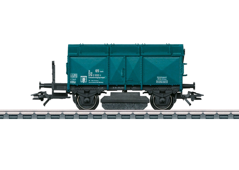 Märklin 46049 Schienenreinigungswagen der DB in H0 Fabrikneu