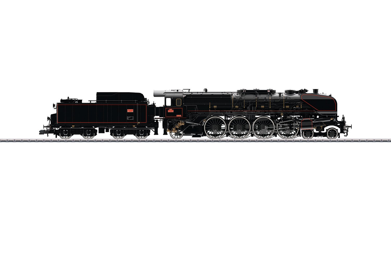 Märklin 55082 Class 241-A Steam Locomotive digital mfx+ Sound 1 boxed