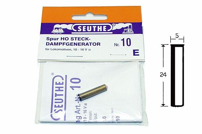 Seuthe Nr. 10E Dampfgenerator Spur H0 10-16V Fabrikneu