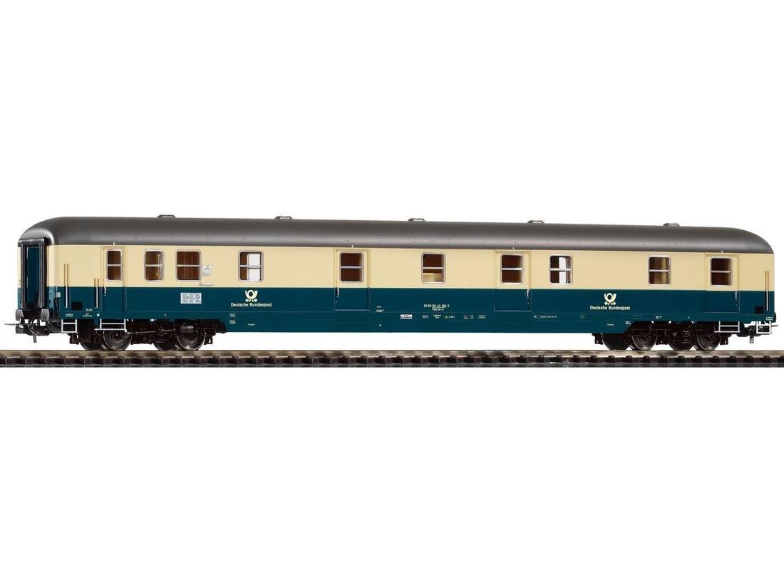 Piko 53387 Postwagen Post mr-a55 00-43 160-3 Fabrikneu