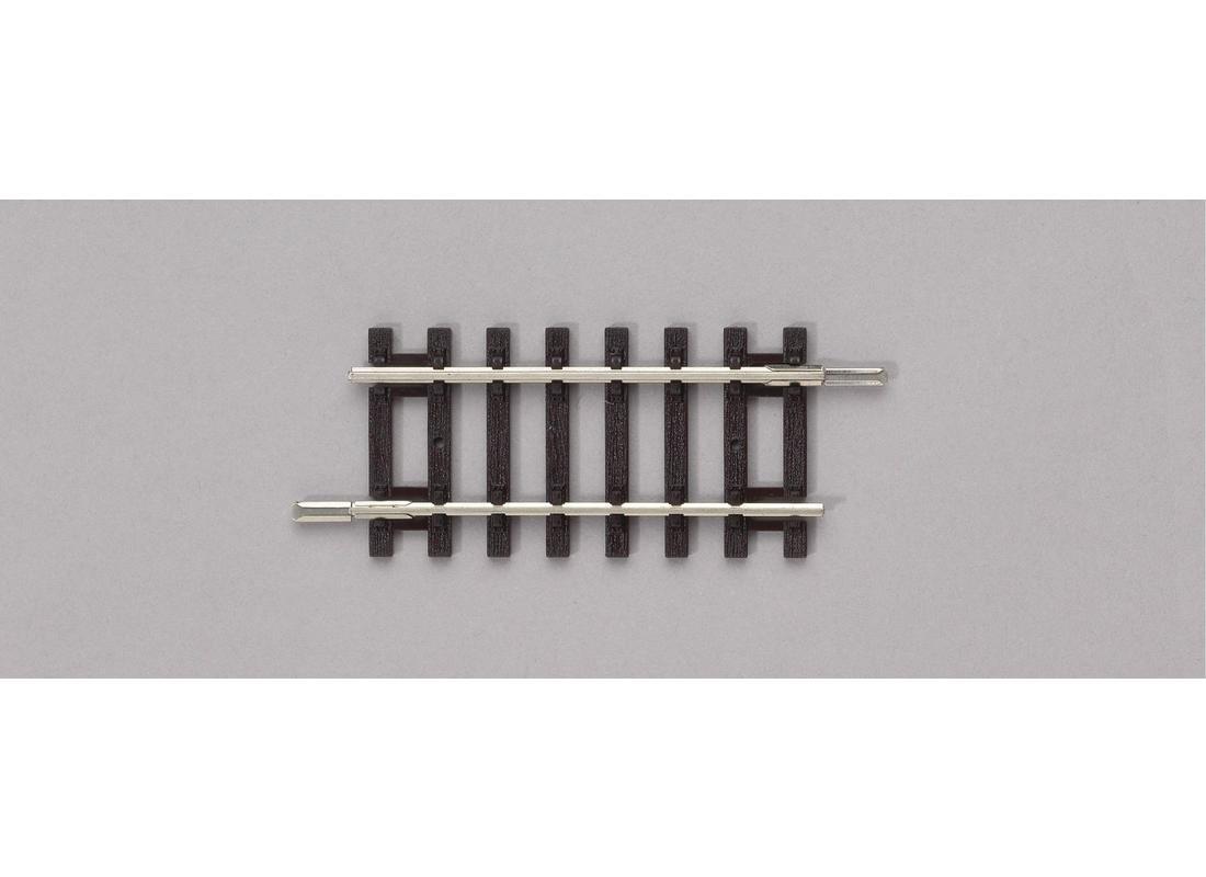 Piko 55208 GUE62-U 2x gerades Übergangsgleis 62 mm in H0 Fabrikneu