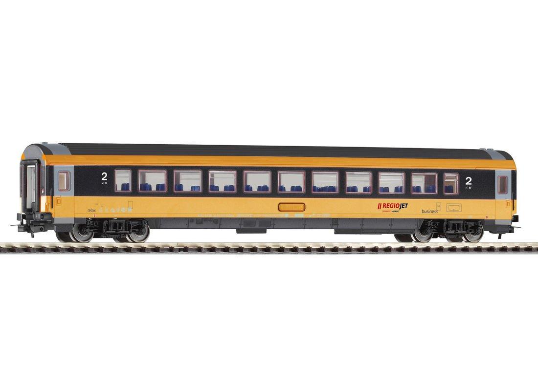 Piko 57647 IC Personenwagen RegioJet in H0 Fabrikneu
