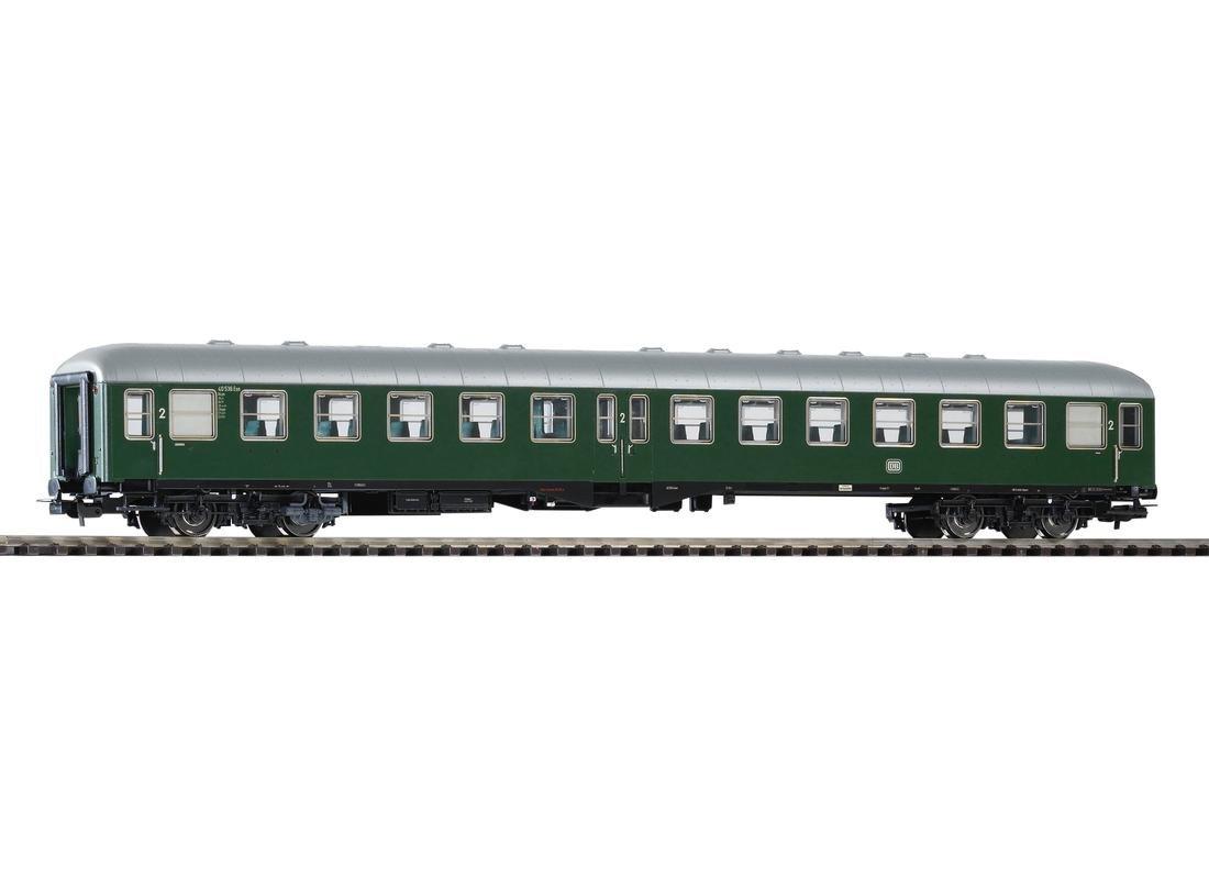 Piko 59684 Mitteleinstiegswagen 2. Klasse der DB in H0 Fabrikneu