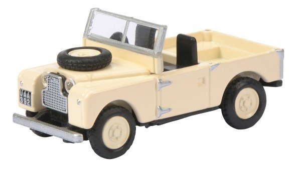 Schuco 26136 Land Rover 88 Die Cast H0 1:87 Fabrikneu
