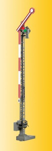 Viessmann 4700 Digital Form-Hauptsignal, einflügelig H0 Fabrikneu