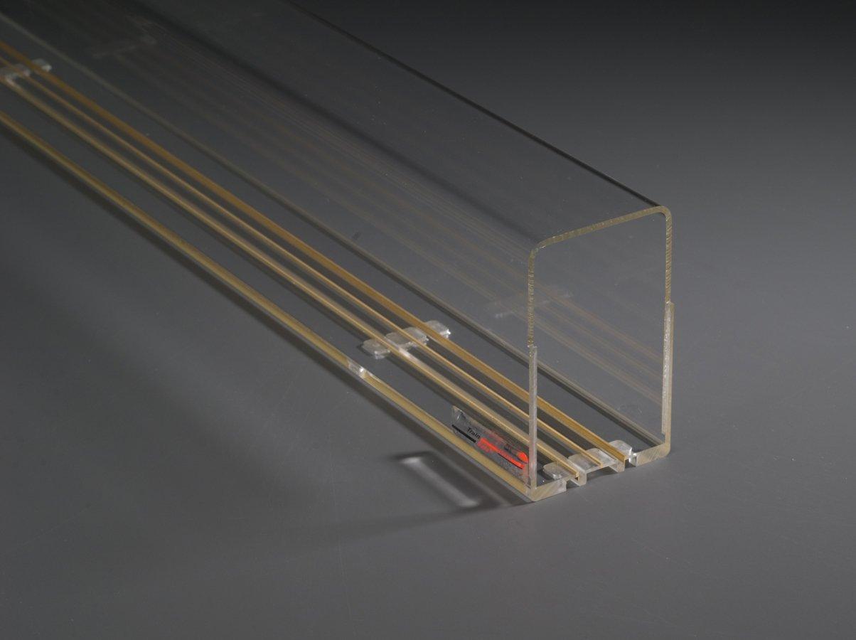 Train Safe Vision TSV-H03L-150-L Röhre befahrbar 150 cm Spur H0 Fabrikneu