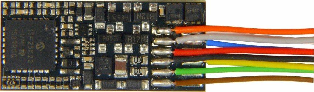 Zimo MX600 kleiner Decoder DCC Kabelversion Fabrikneu